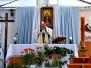 26 kwietnia 2020 r. - Poświęcenie Ornatu z Ojcem Pio - prezent od Parafian
